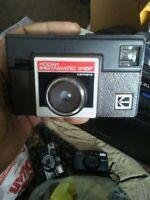 KODAK INSTAMATIC X-15F USES 126 FILM Vintage Camera Photography
