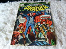 THE   TOMB  OF   DRACULA   1973   VOL 1   # 7   MARCH   !!