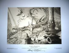 Tolkien Themed print by Rodney Matthews