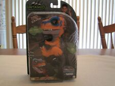 WOWWEE INTERACTIVE UNTAMED T-REX SCRATCH--NEW--FACTORY SEALED