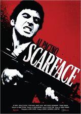 Affiche 120x160cm SCARFACE 1983 Brian De Palma - Al Pacino REEDITION 2013