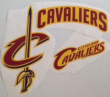 Cavaliers Fathead Lot of (3) Team Banner Graphics & Logos Sword Logo+More Nba