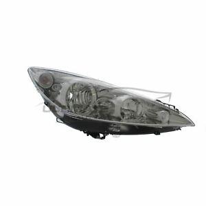 Peugeot RCZ 2010-2013 Chrome Front Headlight Headlamp O/S Drivers Right