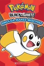 Emolga Makes Mischief (Pokémon Black & White) by Whitehill, Simcha, Good Book