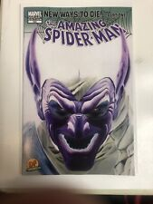 Amazing Spider-man ( 2008) # 568 (NM) Limited To 1,499 Copies Alex Ross !