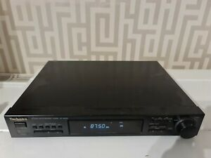 Technics Model ST-X902L Stereo Synthesiser Tuner Separate Hi Fi Vintage Retro 1