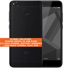 XIAOMI REDMI 4X 4gb 64gb Octa Core 13mp Camera GPS Android 6.0 4g LTE Smartphone