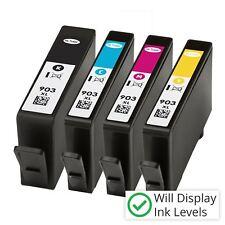Remanufactured 903xl Inks HP OfficeJetPro 6966 Ink Levels