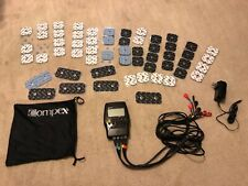 Compex Sport Elite Muscle Stimulator w/Lots of Electrodes
