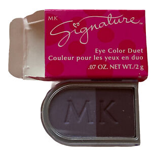 Mary Kay Signature Eye Color Duet, Fig 885900 - 0.09oz Discontinued Rare
