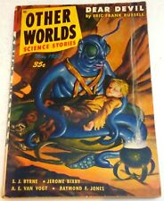 Other Worlds Science Stories – US digest – May 1950 - Vol.1 No.4 - A.E.Van Vogt