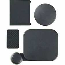Protective Housing and Camera Lens Battery Side Door Covers Kit GOPRO Hero3 DT