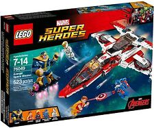 LEGO Marvel Super Heroes 76049 - Avenjet Space Mission * NEW & SEALED *