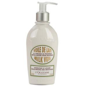 L'Occitane Almond Milk Veil 240ml Moisturising Smoothing Hydrating Perfume Skin
