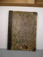 Rare 1829 Numismatic Atlas Ancient History Greek Benjamin Green Rob Morris Large