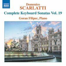 Domenico Scarlatti: Complete Keyboard Sonatas 19 [New CD]