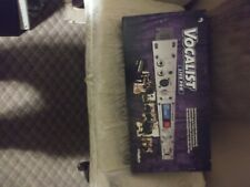 The DigiTech Vocalist Live Prorackmount processor with both Midi and line level