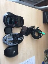 Logitech Wireless Laser Mouse 848nm performance - Older and bigger - works great