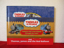 THOMAS THE TANK ENGINE gift pack NEW two books HC 2010