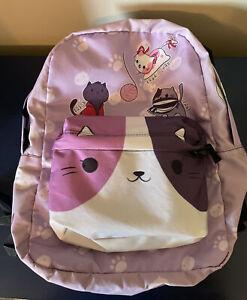 APHMAU KAWAII pastel cat backpack kitten cute YouTube purple