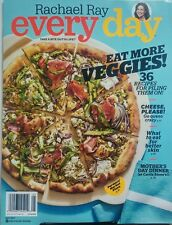 Rachael Ray Every Day May 2017 Eat More Veggies Recipes Queso FREE SHIPPING sb