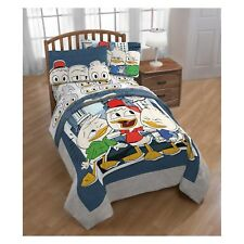 DuckTales Twin Comforter with Twin Sheet Set (4pc)