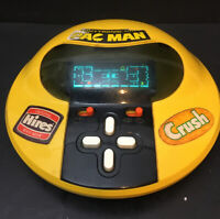 Vintage 1981 Tomytronic Pac Man Electronic Handheld Game Tested & Works!