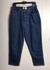 L.L. Bean Double L Relaxed Fit Jeans Sz 14 Reg Fleece Lined