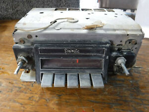 1967 Buick Electra 225 Limited Wildcat LeSabre Factory AM Radio 7298924