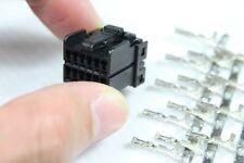 12 PIN METER CONNECTOR  PLUG TYCO AMP 174045-2 KYMCO