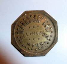 Trade Token ARLINGTON Minnestoa Rainbow INN GF 5c IT