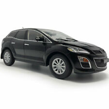 1/18 Mazda CX-7 Crossover SUV Model Car Diecast Vehicle Collection Display Black