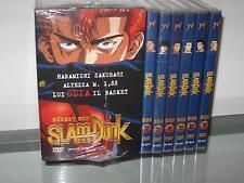 SLAM DUNK SERIE COMPLETA IN 15 DVD - NEL BASKET BOX
