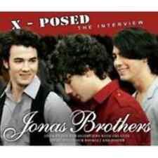 Jonas Brothers-Jonas Brothers Exposed CD NEW