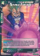 Dragon Ball Super Card Game ! Vegeta, attaque enragée BT1-064 R - VF/RARE