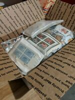 Box of 15 Stamp Grab Bags Lots Unsearched Estate/Hoarder FREE SHIPPING