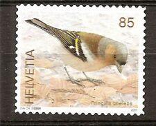 Zwitserland - 2007 - Mi. 2026 (Vogels) - Gebruikt - ZA305
