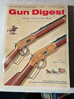 Vintage 1967 GUN DIGEST Magazine 21st Deluxe Annual Edition Very Good Condition