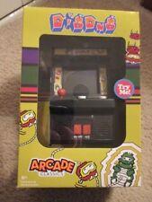Basic Fun DIG DUG #13 Arcade Classics Handheld Game  *IN COLOR*   *MIB*