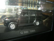 1:43 Ixo Mercedes-Benz G-Class G300/320/420/500 1993-1999 Black/schwarz in VP