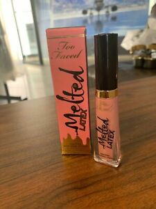 Too Faced Melted Latex Liquified High Shine Lipstick Gloss Glitter Lipstick