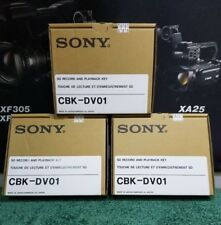 Sony CBK-DV01 DVCAM Recording/Playback Option Board