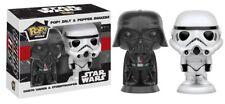 Funko Pop Home Darth Vader & Stormtrooper Collectible Salt & Pepper Shakers 7700