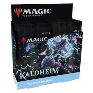 Magic the Gathering: Kaldheim - Collector Booster Box