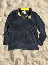 NWT NFL MAJESTIC Mens 50th Super Bowl Sweater 2XL-Black & Gold