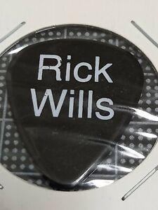 Bad Company / Rick Wills 1992 Tour Guitar Pick