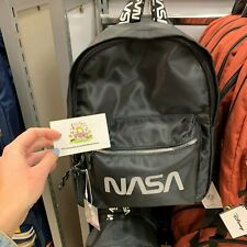 NASA SPACE BACKPACK Ladies Primark Womens Girls Back To School Rucksack Gift