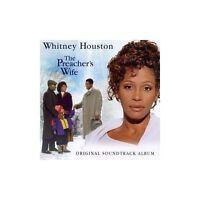 THE PREACHER'S WIFE - WHITNEY HOUSTON # CD # OST ORIGINAL SOUNDTRACK #