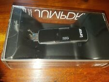 Lexar JumpDrive P10 32GB 32G SLC TOP Memory Chip USB 3.0 Flash Drive High Speed