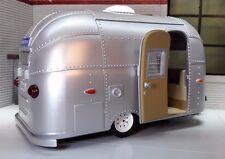 More details for 1:24 airstream bambi 1961 16' us american caravan g scale diecast trailer model